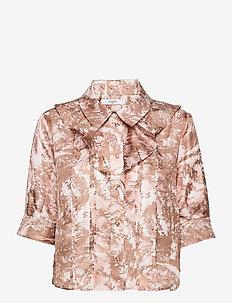 Romana Shirt - chemises à manches courtes - beaver fur