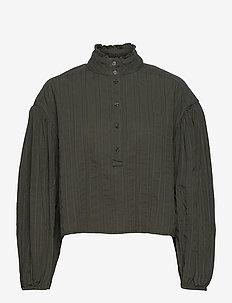 Jordan Shirt - blouses à manches longues - forrest night