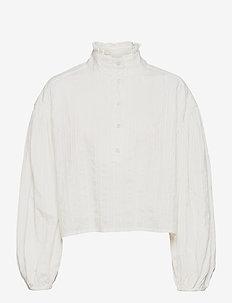 Jordan Shirt - blouses à manches longues - snow white
