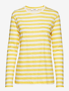 London t-shirt - BANANA CREAM