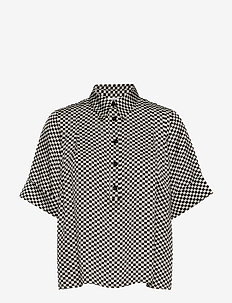 Brooklyn Shirt - BLACK