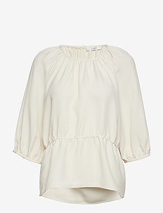 Benito Blouse - WHISPER WHITE
