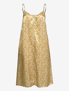 Dalila Dress - summer dresses - lemon curry