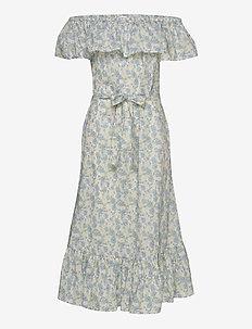 Polina Dress - midi kjoler - frappe