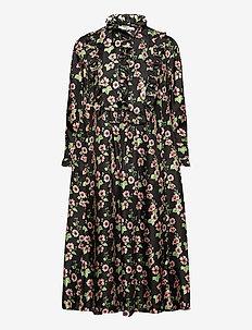 Ivy Dress - midi kjoler - multi