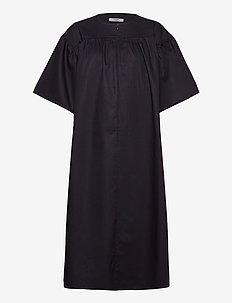 Rosina Dress - midi kjoler - navy