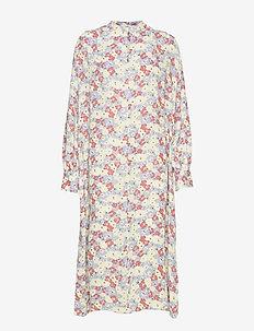 Marilla Dress - midi-kleider - bok choy