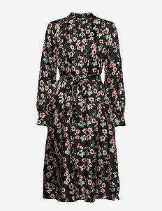 Marilla Dress - midi kjoler - multi