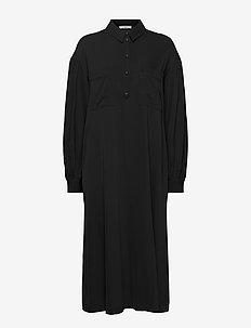 Carin Dress - robes de jour - black