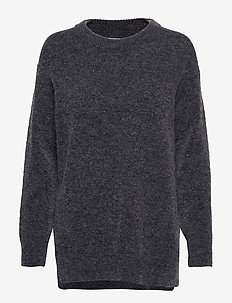 Ina Pullover - DARK GREY