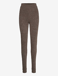 Idaho Leggings - leggings - brown