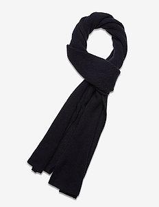 Wilma Scarf - sjaals - navy