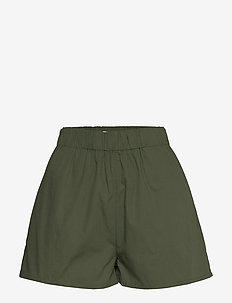 Alessio Shorts - casual shorts - army