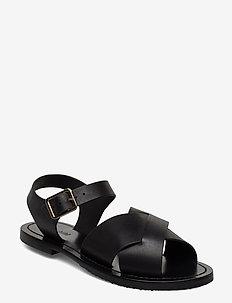 Gilly Sandal - BLACK