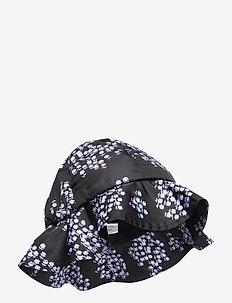 Ludvig Hat - kapelusze - black