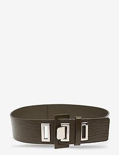 Scout Belt - ceintures - desert palm