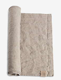 LOVELY TABLE RUNNER - tafellakens & lopers - natural beige