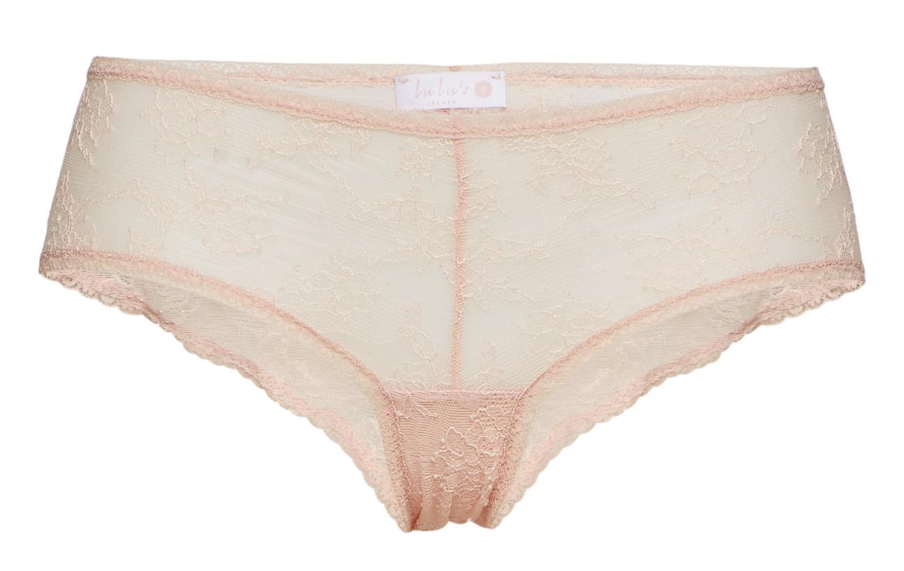 Panty Polyamide 90 Leah Hipster Drawer White 10 Elastane Lulu's wUxRt