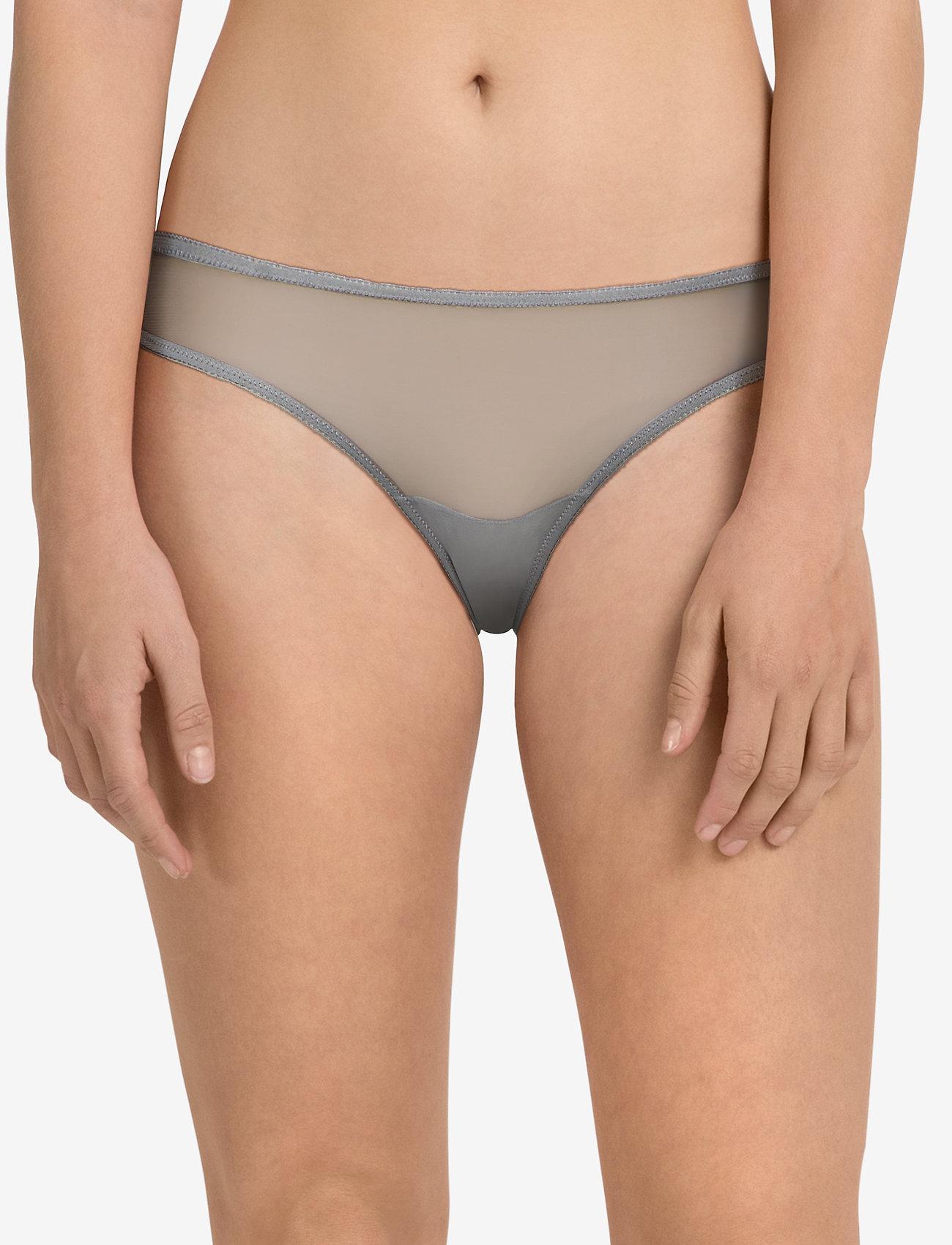 Lulu's Drawer Mae low panty - GREY