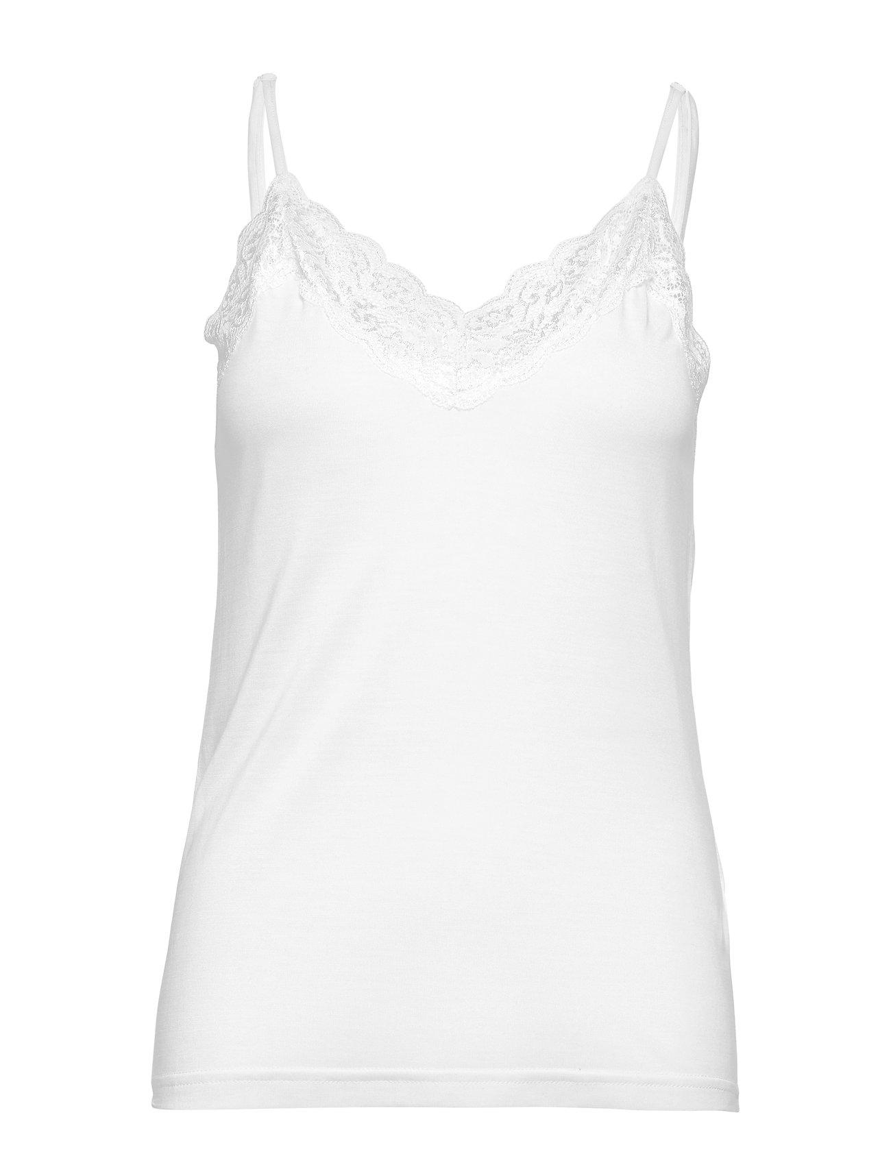 Lulu's Drawer Huma top - WHITE