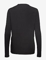Lulu's Drawer - Houston blouse - pitkähihaiset puserot - black - 1