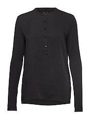 Houston blouse - BLACK
