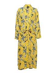 Gardenia kimono - PRINT