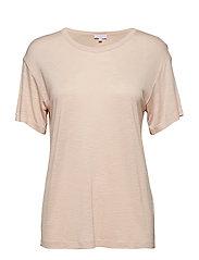 Giselle T-shirt - BLUSH