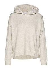 Hanni hoodie - OFF WHITE