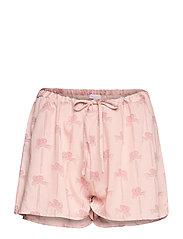 Helena shorts - BOW PRINT