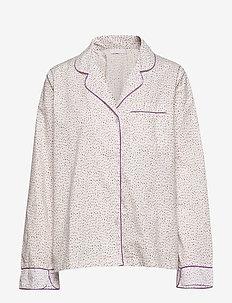 Hazel shirt - TERRAZZO PRINT