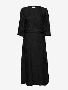 Hayley kimono - BLACK