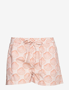 Isabel shorts - MUSSEL PRINT