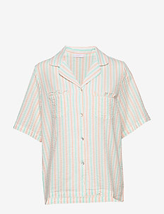 Ivy shirt - MULTI COLOR STRIPE