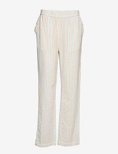 Ivy pants - MULTI COLOR STRIPE