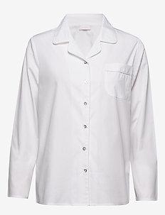 Camille shirt (white) - WHITE