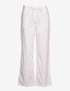 Camille pants (white) - WHITE