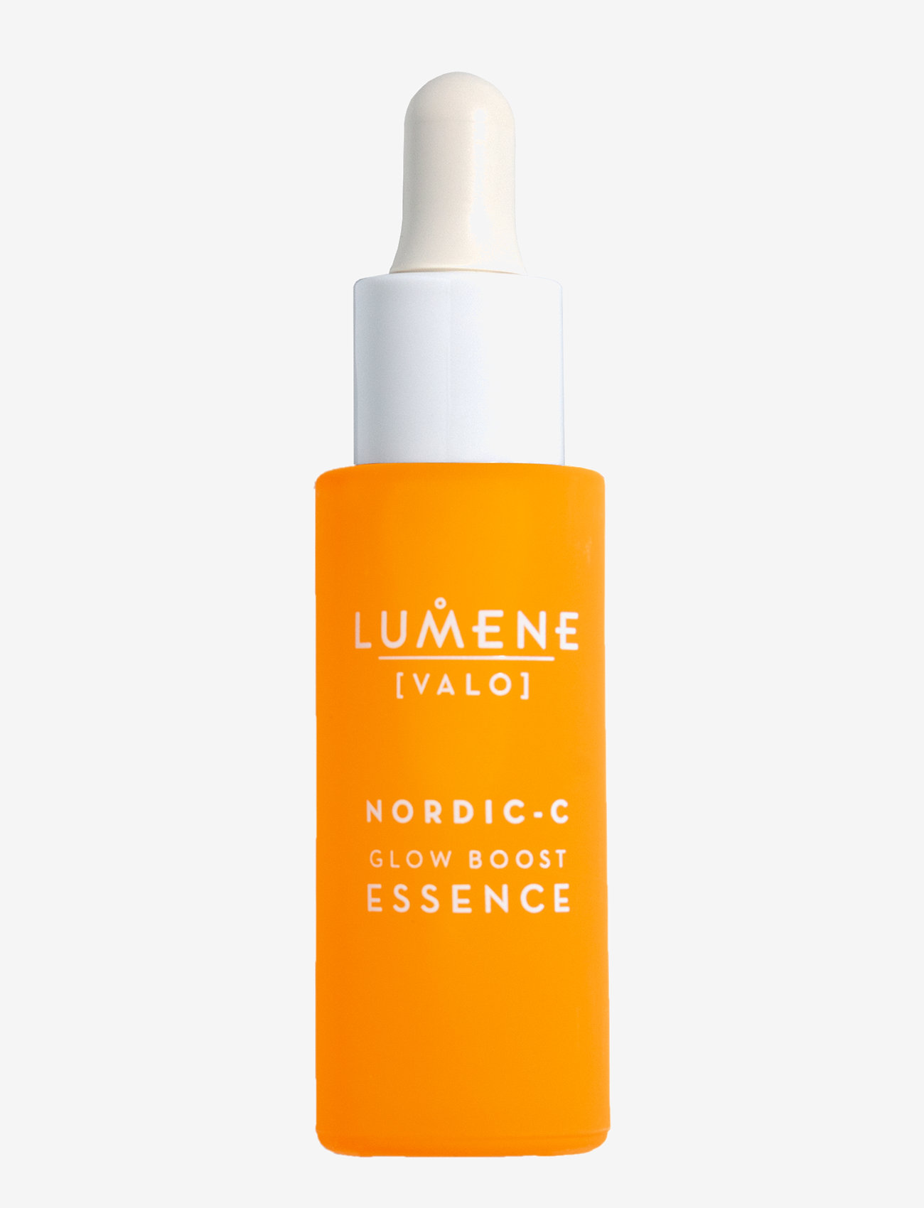 LUMENE - Valo Nordic-C Glow Boost Essence - serum - no color - 0