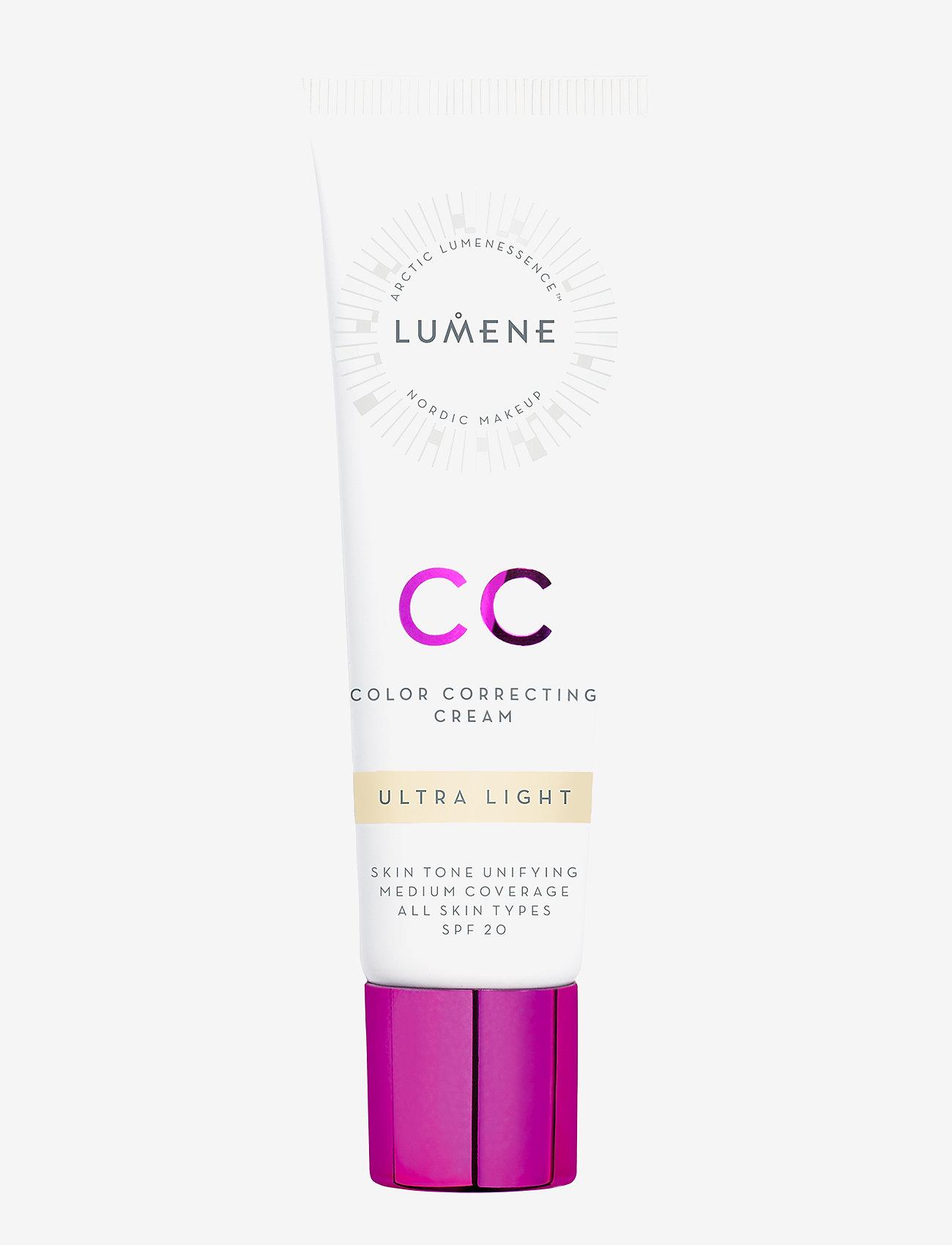 LUMENE - CC Color Correcting Cream SPF 20 - bb & cc creme - ultra light - 0