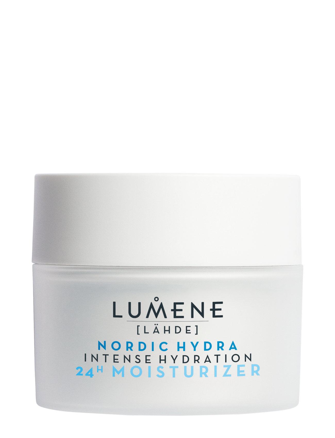 Image of LäHde Nordic Hydra Intense Hydration 24h Moisturizer Beauty WOMEN Skin Care Face Day Creams Nude LUMENE (3346815837)