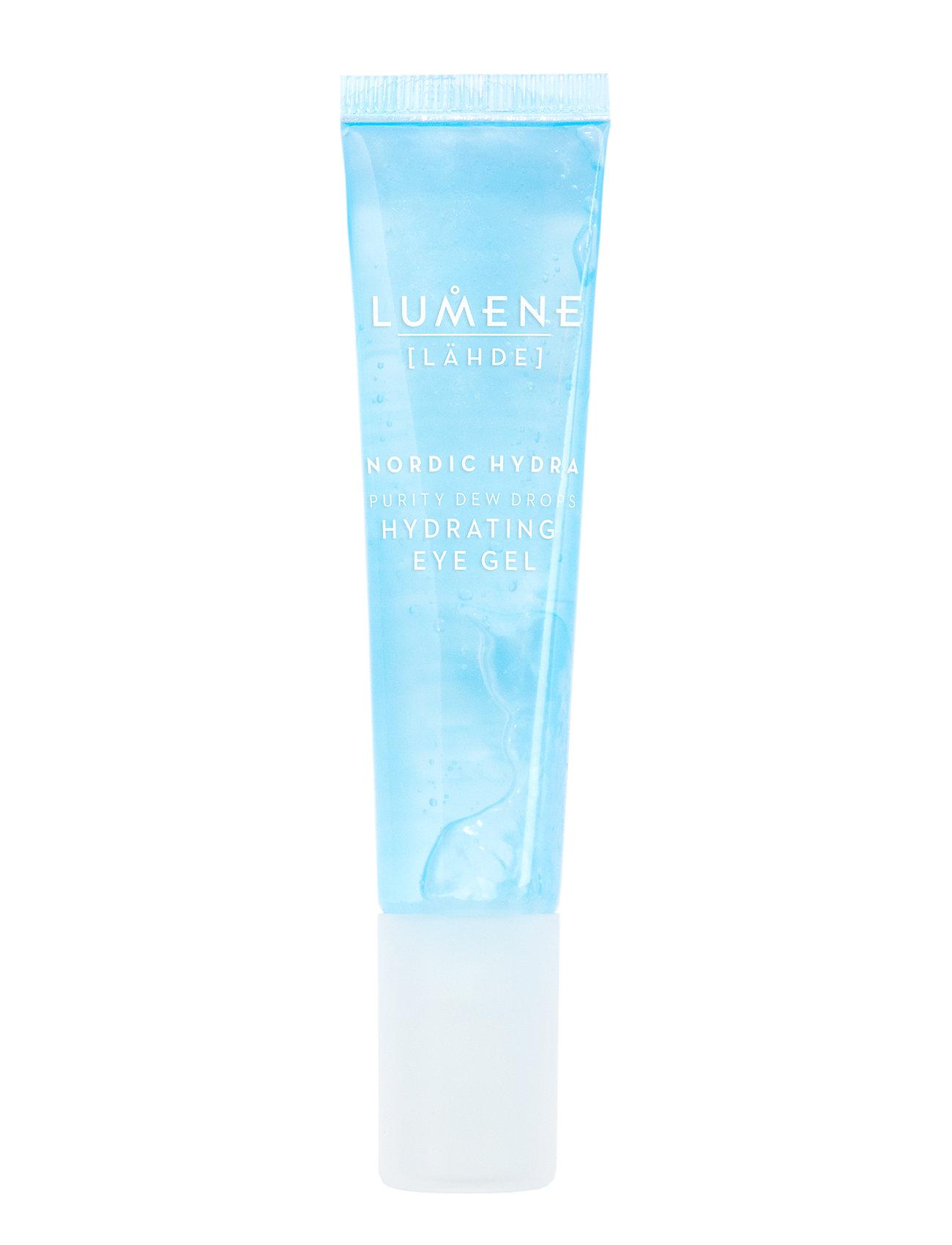 Image of LäHde Nordic Hydra Purity Dew Drops Hydrating Eye Gel Beauty WOMEN Skin Care Face Eye Cream Nude LUMENE (3075042537)