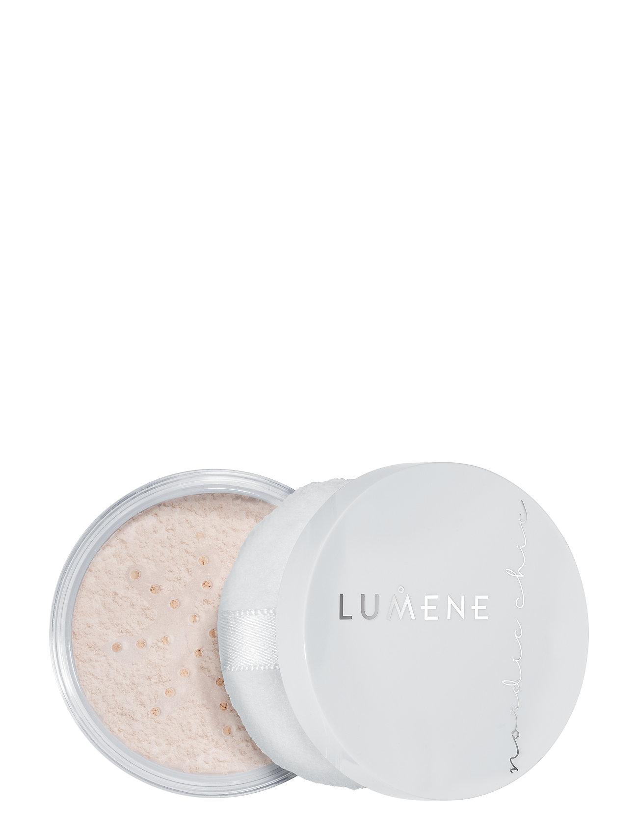 Image of Nordic Chic Sheer Finish Loose Powder Pudder Makeup LUMENE (3297685239)