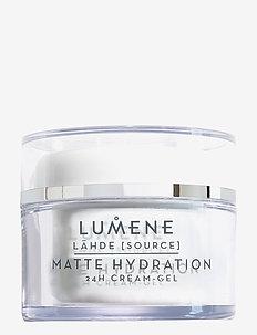 Lähde Nordic Hydra Matte Hydration 24h Cream-Gel - NO COLOR