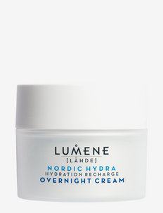 Lähde Nordic Hydra Hydration Recharge Overnight Cream - NO COLOR