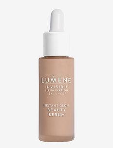 Invisible Illumination Instant Glow Beauty Serum - meikkivoide - universal dark