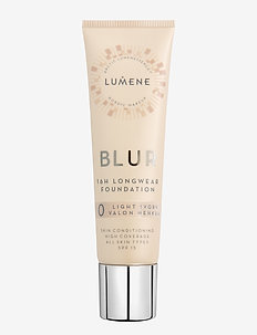 Blur 16H Longwear Foundation SPF 15 - foundation - 0 light ivory
