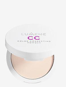 CC Color Correcting Powder - pudder - light/medium