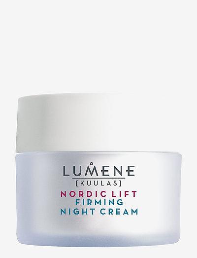 Kuulas NORDIC LIFT Firming Night Cream - natcreme - clear