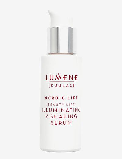 Kuulas NORDIC LIFT Illuminating V-Shaping Serum - serum - clear