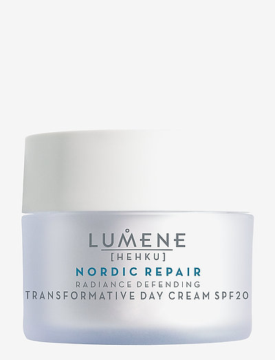 Hehku NORDIC REPAIR Transformative Day Cream SPF 20 - CLEAR